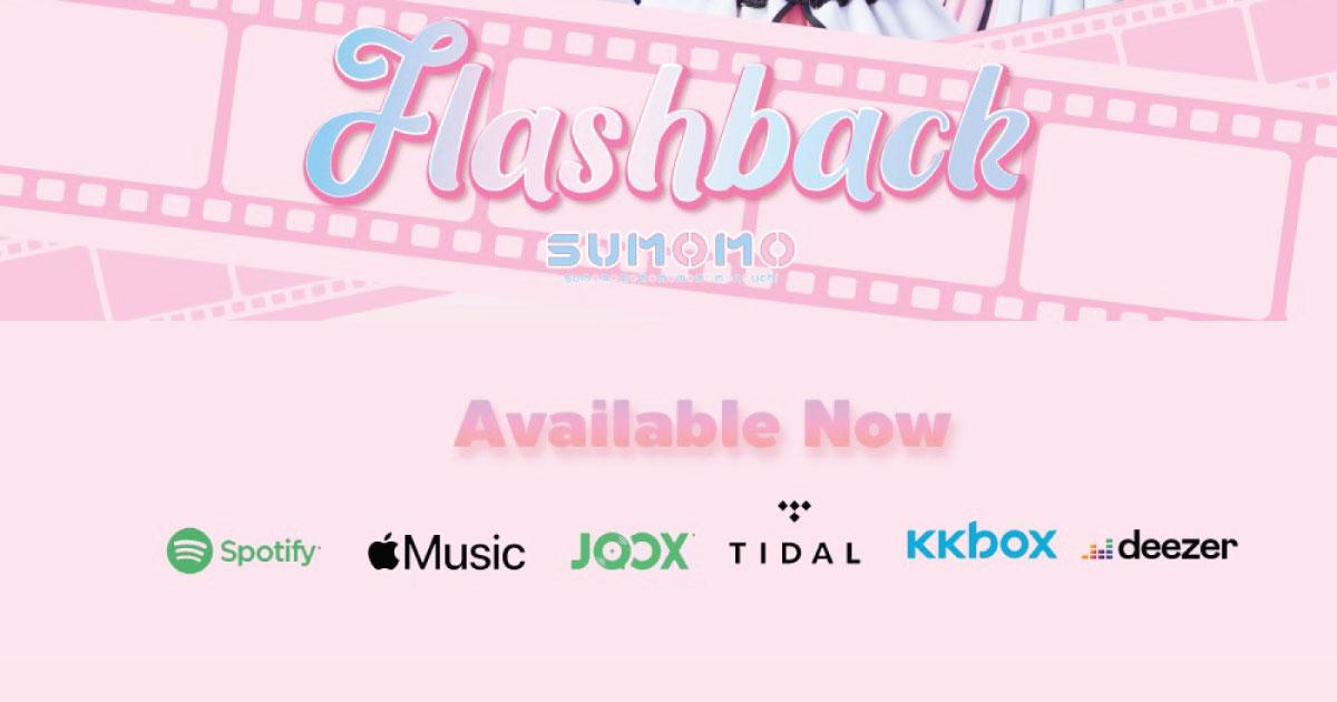 1st Original Single Sumomo「Flashback」