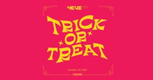 4EVE Special Album : Trick Or Treat
